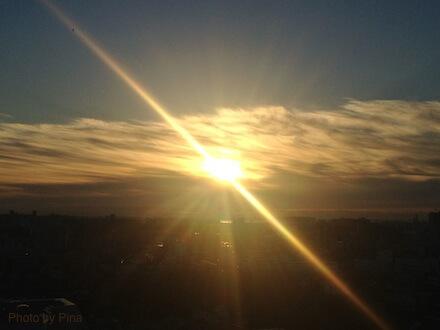 2013年 初陽の出