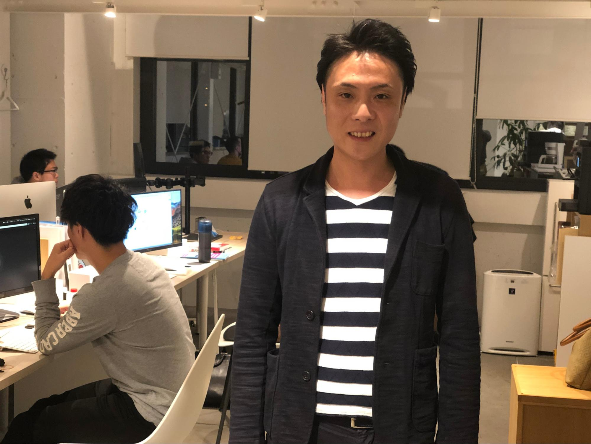 株式会社お多福ラボ代表取締役浜道崇