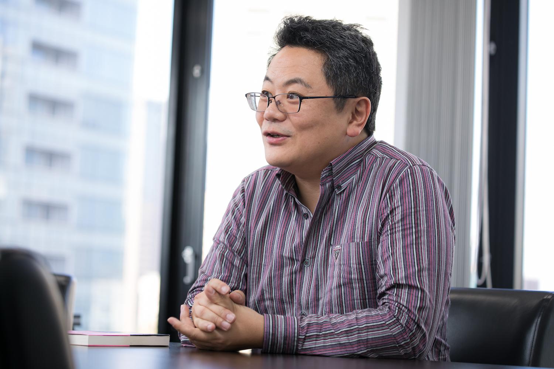 株式会社トリプルアイズCEO福原智さん