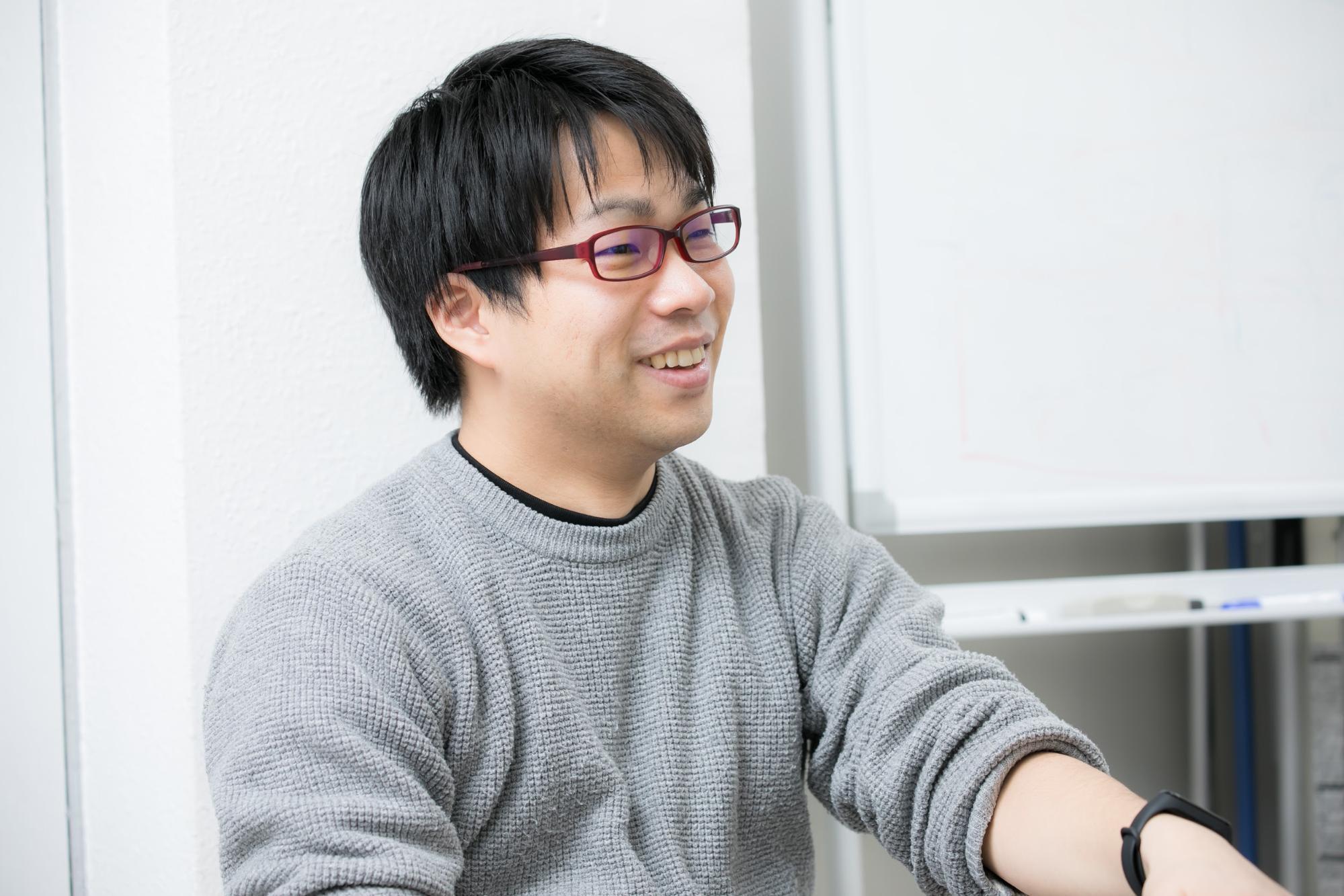 TANOMU営業黒田氏