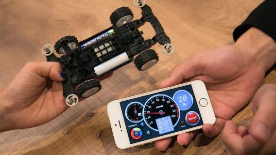 おもちゃから見守りサービスまでアイデアは無限! 乾電池型ならではのメリットを活かしたIoT製品「MaBeee」が目指す未来とは?