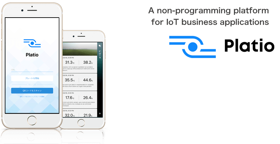 A non-programming platform for IoT business applications