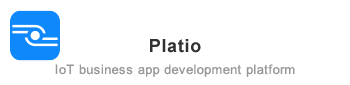 Platio, IoT business app development platform