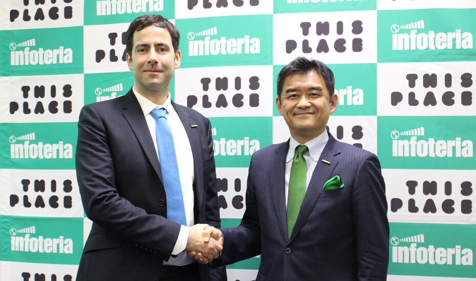 Infoteria Corporation Acquires 'This Place Limited' The Digital > Design And Strategy Consultancy