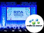 """""""RPA""""のイマを体感!「RPA DIGITAL WORLD 2018」に出展―""""ナガタ""""のRPA体験記"""