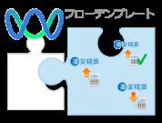 """経理部必見!楽楽精算と""""楽楽""""連携するフローテンプレートが登場!"""