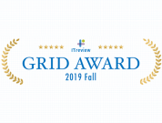 ITreview Grid Award 2019 Fallで「Leader」を受賞しました!