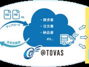 社内の請求書発行作業をゼロに!?@Tovas連携で経理業務のコスト改善!